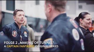 Die Fantastischen Vier - Captain Fantastic Series - FOLGE 2: Making Of Tunnel