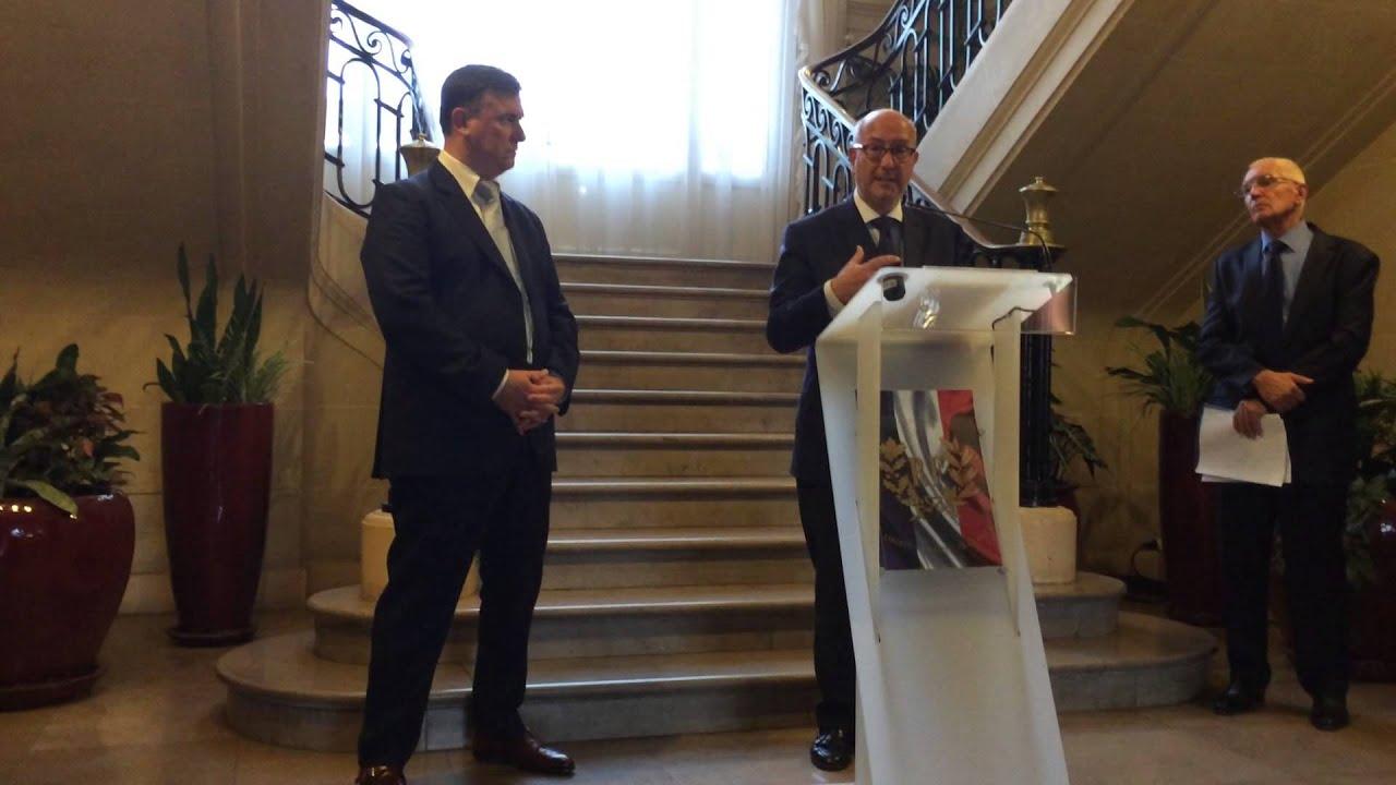 Hervé Pichon présente La Fabrique projet de reconversion du site PSA d u2019Aulnay sous Bois YouTube # Spa Aulnay Sous Bois