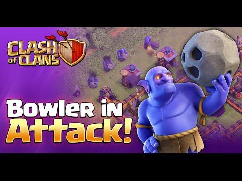 NEW TROOP = THE BOWLER | Clash Of Clans Sneak Peek 2 Offensive Spotlight!