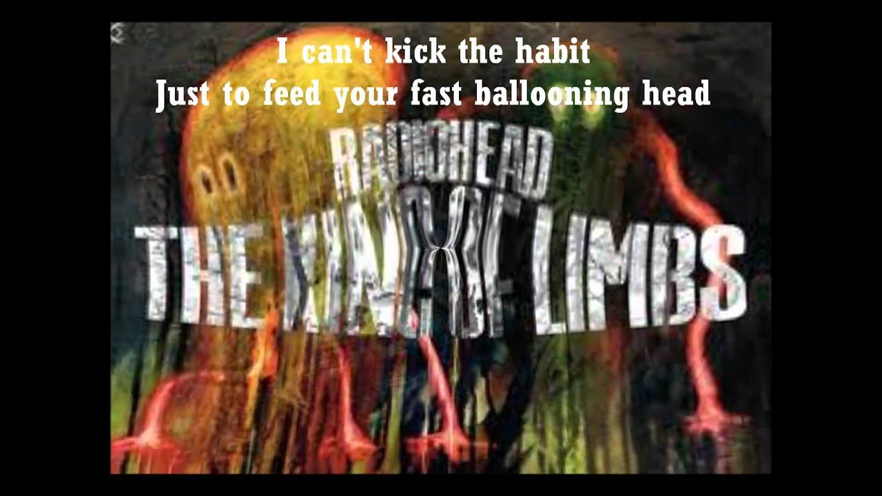 Radiohead Lotus Flower Lyrics Hq Youtube
