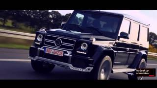 Mercedes-Benz G-class Gelandewagen AMG(https://vk.com/holostoyprod Movie about Mercedes-Benz G-class On one of the best cars in the world., 2014-01-21T08:19:29.000Z)