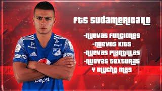 🔥🔥🔥¡¡¡SUPER MOD!!!🔥🔥🔥 FTS Sudamericano para sus dispositivos móviles