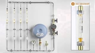 Eclipse automatische thermostatische radiatorafsluiter product demonstratie