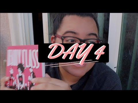 BOOKTUBE-A-THON DAY 4: SHORT READING VLOG