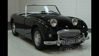 Austin Healey Sprite MK1 Frogeye 1959 -VIDEO- www.ERclassics.com