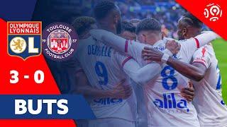 VIDEO: Buts OL - Toulouse | L1 Conforama | Olympique Lyonnais