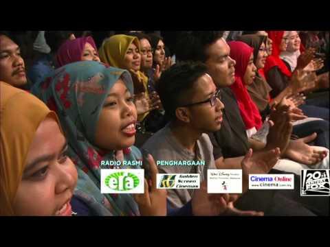 MeleTOP - Persembahan LIVE Datuk M. Nasir 'Semerah Padi' Ep157 [3.11.2015]