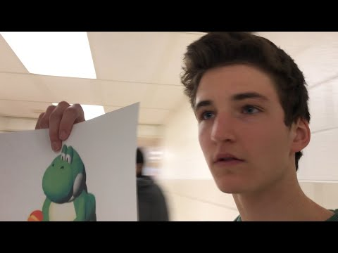Harassing People With Fat Yoshi