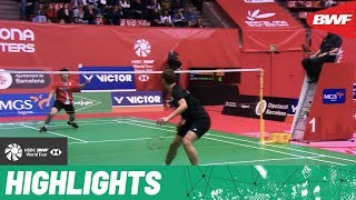 Barcelona Spain Masters 2020 | Finals MS Highlights | BWF 2020