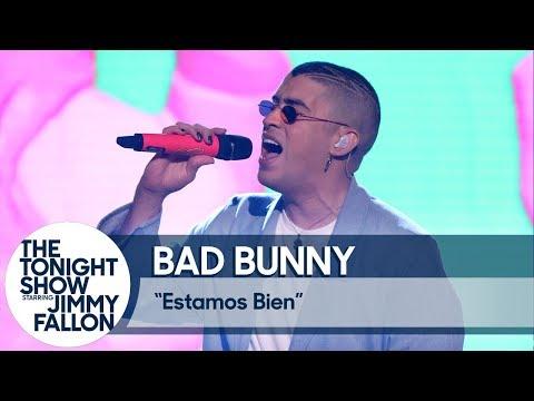Bad Bunny: Estamos Bien (TV Debut) Mp3
