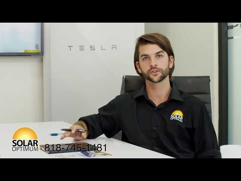 Energy Consultant for Solar Optimum, explains his approach to great customer service