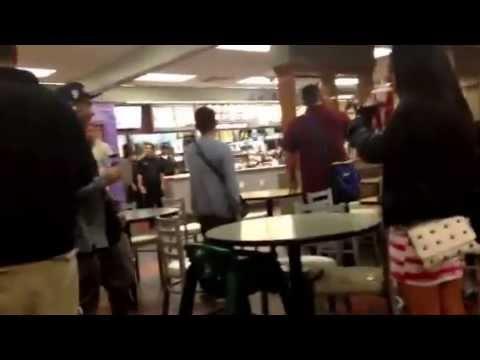 McDonalds Fight - 24th Street & Mission, SF