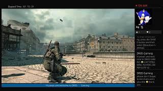 davereeves05's Live #DR05Gaming #PS4share #Sniper Elite V2