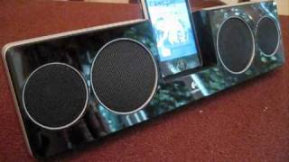 Pure-Fi Anywhere 2 iPod/iPhone Speaker System Review!