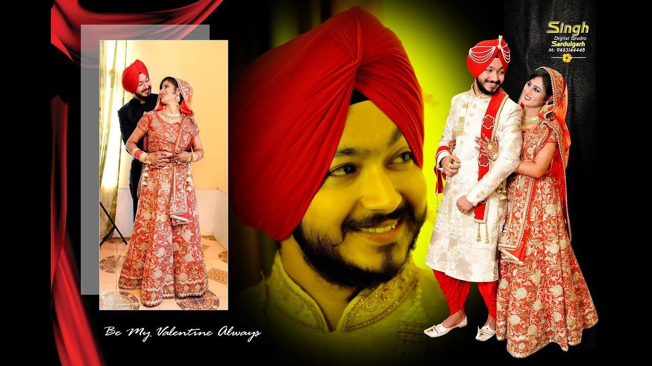 Best Punjabi Pre Wedding ll Raman Weds Taran ll Singh Photography 9988840084 by Singh Photography