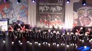 Super Dorośli Caro Dance Warszawa - Józefów 2016