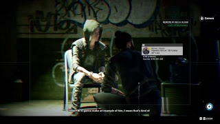 Watch dogs 2 story pt.5 W4TCH3D pt . 2 WRENCH´S FACE !