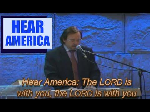 Hear America – Steve Kuban Live At Beth Israel Congregation NJ (introduction By Jonathan Cahn)