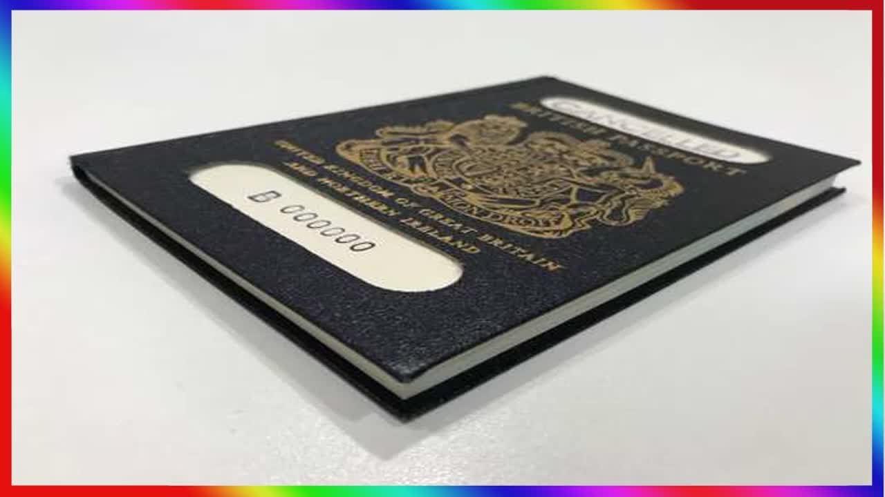 a7f3f766b938 Un fabricant français choisi pour les nouveaux passeports britanniques