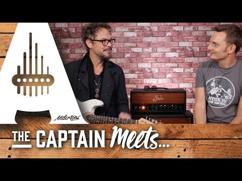 The Captain Meets Ian Thornley From Big Wreck - A Must Watch For Guitar Fans