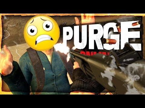 Purge Online | SHOOTING MY TEAMMATES!!! (Garry's Mod)