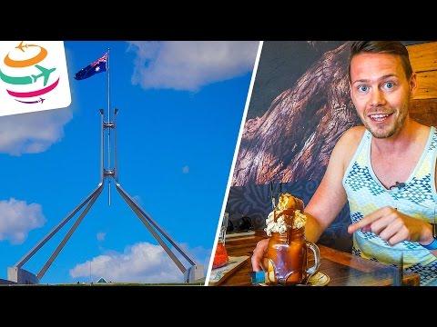 Canberra Australiens Hauptstadt erkunden | YourTravel.TV