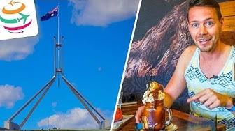 Canberra Australiens Hauptstadt erkunden   YourTravel.TV