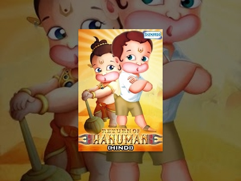 Return Of Hanuman (Hindi) - Popular Movies...