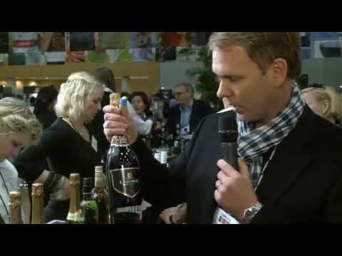 Laborie Mousserande i Kapstaden på vinmässa CapeWine 2012