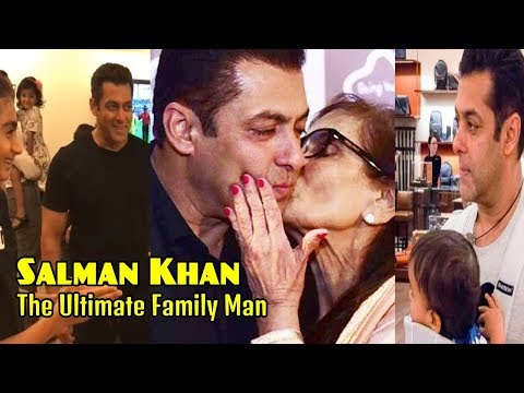 Respect! Salman Khan True Family Man | Check Out Inside Videos Of His FAMILY In Galaxy Apartment