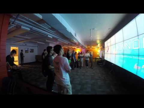 First Open House of LAVA (Laboratory for Advanced Visualization and Applications)