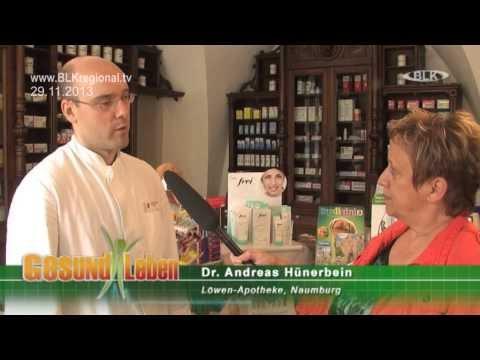 2013-11-29 Gesund Leben Beruf Apotheker Löwen-Apotheke Naumburg Dr. Andreas Hünerbein