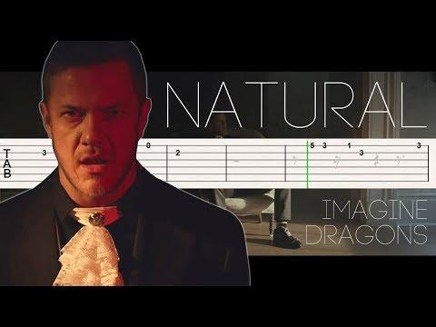 Imagine Dragons - Natural (Guitar Tabs Tutorial)