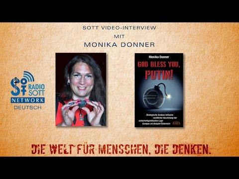 Sott-Radio-Show 01 - Video-Interview mit Monika Donner
