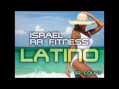"""LATINO MIX"" Step-Aerobic/Jump/Running Music Mix #24 136 bpm 32Count 2018 Israel RR Fitness"