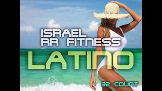 LATINO MIX Step-AerobicJumpRunning Music Mix #24 136 bpm 32Count 2018 Israel RR Fitness
