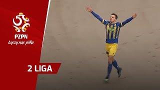 2. Liga: Bramki z 22. kolejki (2018/19)