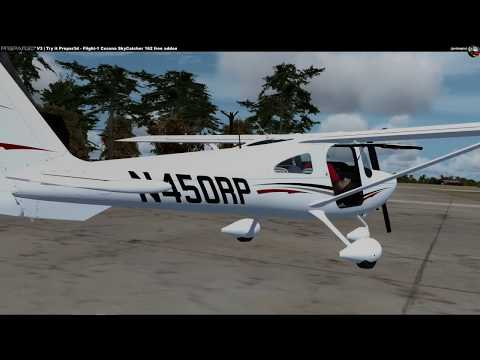 Try it Prepar3d [3.4] - Cessna 162 SkyCatcher for free [English]