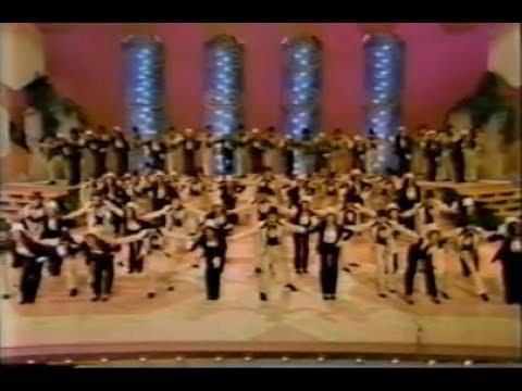 Miss Teenage America Pageant 1977 - Bob Hope, Host. Tulsa, OK