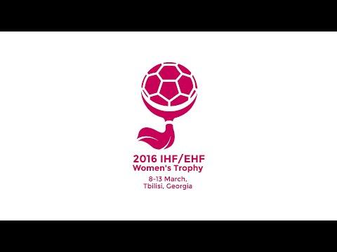 Armenia - Faroe Islands 2016 IHF/EHF Women's Trophy
