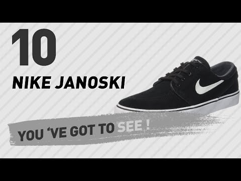 Nike Janoski, Top 10 Collection // Nike Store UK