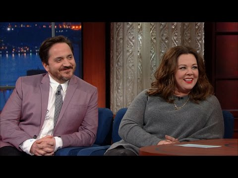 Melissa McCarthy and Ben Falcone's First Comedy Sketch Went Great