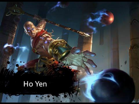 Ace Of Arenas : Ho Yen ☆ (Offline Mode) - Test Skill