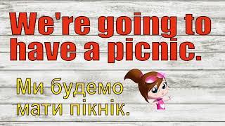 Англійська мова 4 клас Way Ahead 3 Unit 8 L1 Going to, Picnic