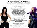 Il coraggio di andare - Laura Pausini feat. Antonacci con TESTO