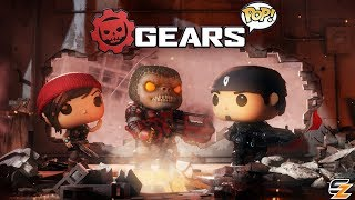 Gears POP! E3 2018 - Cinematic Official Gameplay Trailer! (Gears of War POP E3 2018)