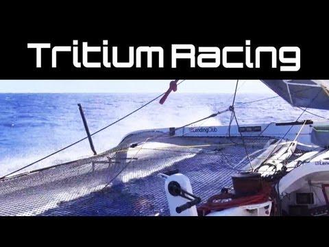 Transpac 2013 : One fast day onboard Tritium Lending Club