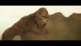 Kong: Skull Island - Quella è una scimmia! - Clip dal film