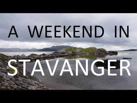 A Weekend in Stavanger, Norway