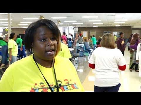 Fridley Public Schools Resource Fair 2017